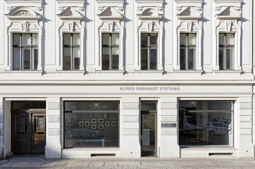 Alfred Ehrhardt Stiftung Außenansicht