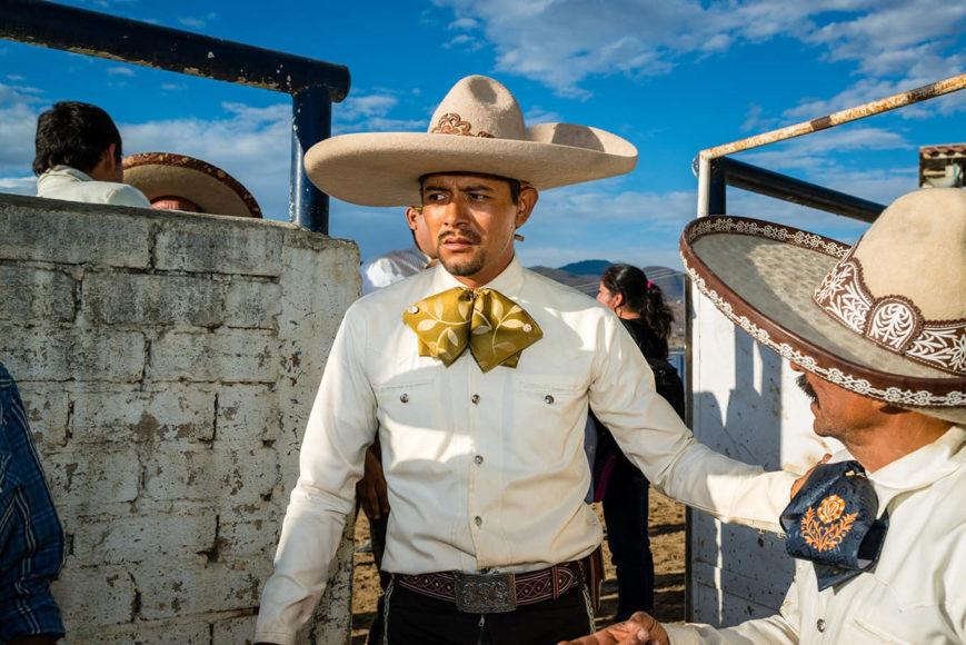 BIFA, © Anja Bruehling, Charros Charros - Mexican Horsemen