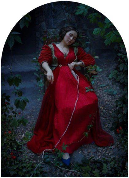 © Katerina Belkina, Rosamond. Sleeping Beauty, 130x95, edition 8