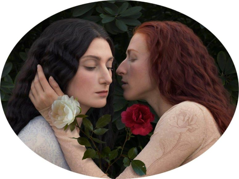 © Katerina Belkina, Rosekiss.Snow-White and Rose-Red, 112x150, edition 8