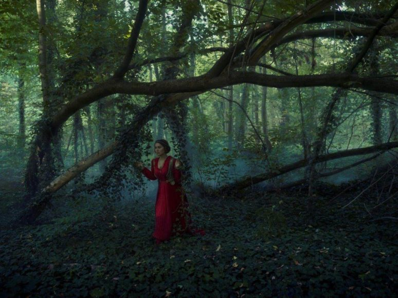 © Katerina Belkina, Sleeping Beauty. Imminence,150x200, edition 3