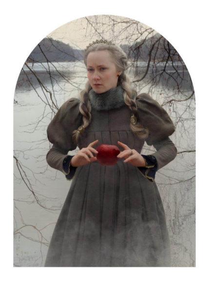 © Katerina Belkina, Snowwhite. Stepmother,80x55, edition 8