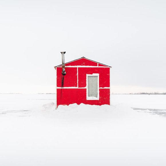 ©SANDRA-HERBER Ice Fishing Hut XI