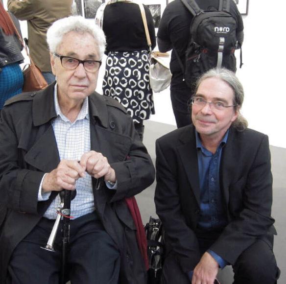 Elliott Erwitt und Burkhard Arnold im Gespräch (2014)