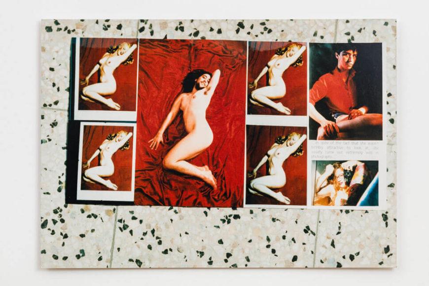 © Elke Silvia Krystufek Day Dreams Series, 1996 | Farbfotografien, montiert auf karton, 70 x 100 cm | 27 1/2 x 39 3/8 in. | Courtesy of the artist and Croy Nielsen, Vienna