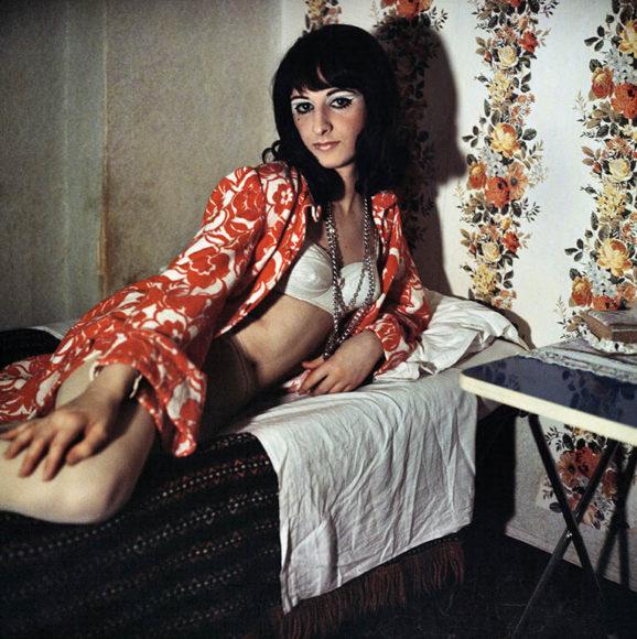 © Lisetta Carmi, courtesy Martini & Ronchetti 2020: Aus der Serie »I Travestiti«, 1965-1970