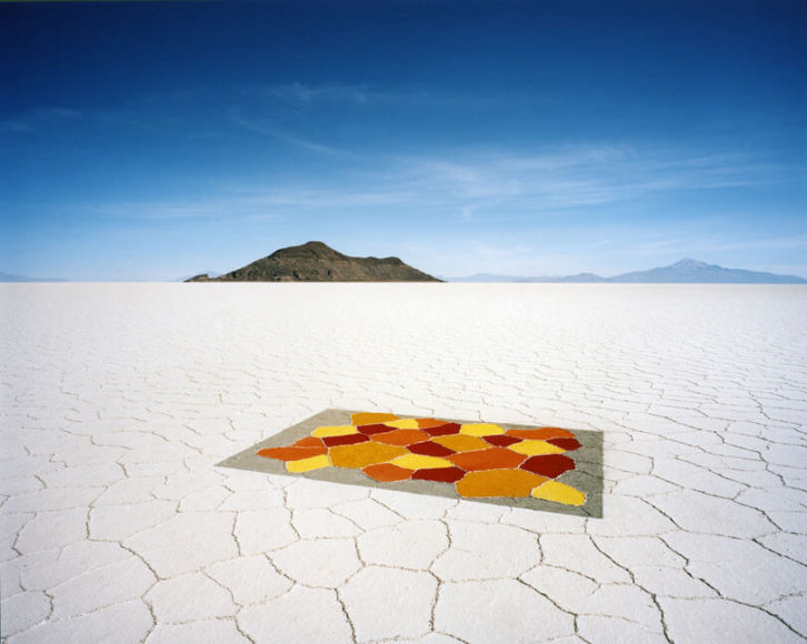 ">© Scarlett Hooft Graafland : ""Carpet"", Bolivien, 2010"