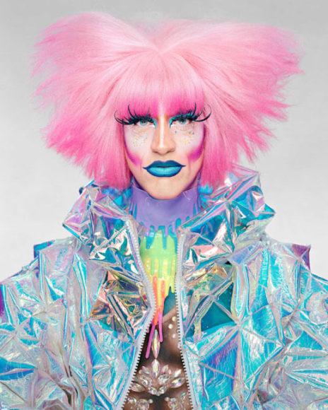 © Martin Schoeller, Serie Drag Queens: Acid Betty, 2019