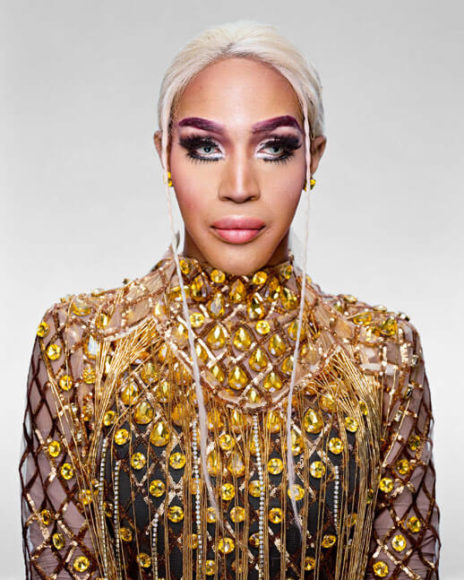 © Martin Schoeller, Serie Drag Queens: Trinity K Bonet, 2019