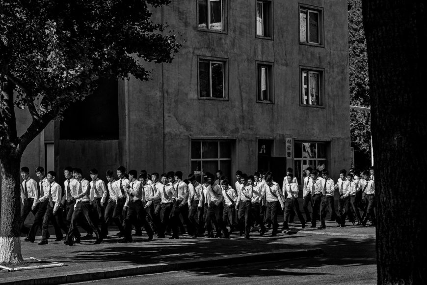 """Gewinner Kategorie """"Projects & Portfolios"""": Alain Schroeder - Kim City © Alain Schroeder, Urban 2019 Photo Awards"""