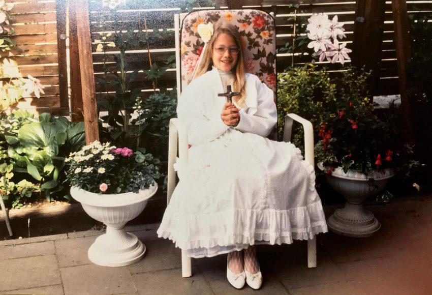 N.N., (Erstkommunion), 1992