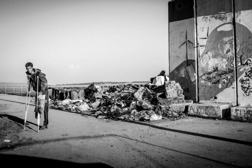 © Hartmut Bühler, Aus der Serie Patient Gaza, 2015 | Courtesy Hartmut Bühler