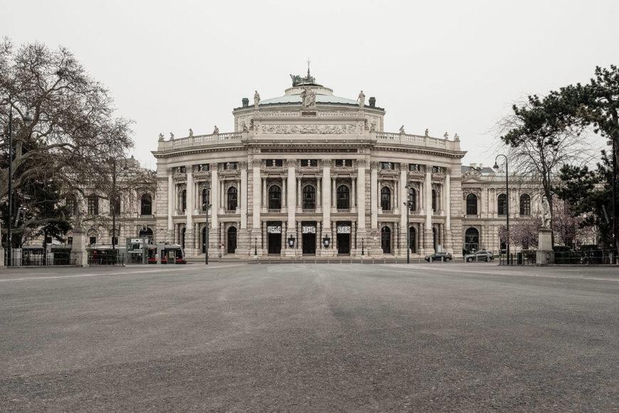 Burgtheater © Raphael Fasching