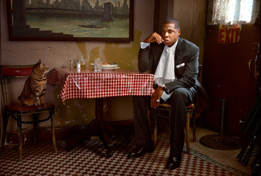 © Martin Schoeller, Portraits, Jay Z, 2007
