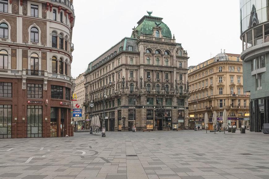 Stock-im-Eisen-Platz © Raphael Fasching