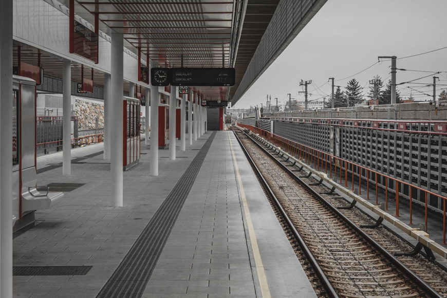 Ubahn © Raphael Fasching