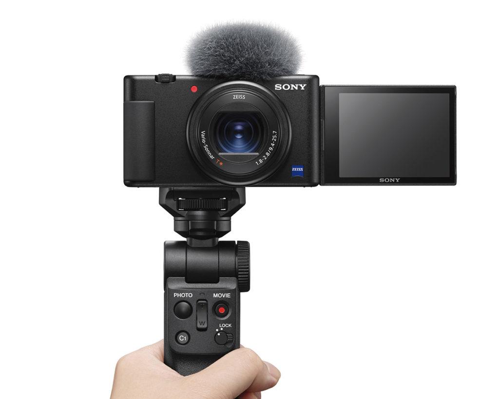 Sony-News für Vlogger
