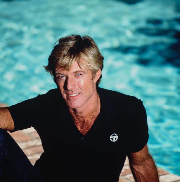 Robert Redford, Pacific Palisades 1986 © Greg Gorman