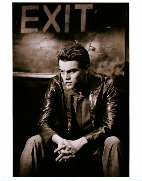Leonardo Di Caprio, Hollywood 1994 © Greg Gorman