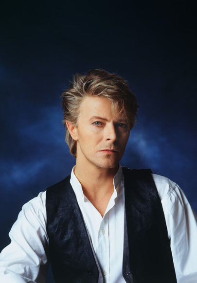 David Bowie, Los Angeles 1987 © Greg Gorman