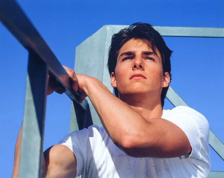Tom Cruise, Los Angeles 1983 © Greg Gorman