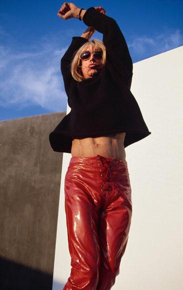 Iggy Pop, Los Angeles 1990 © Greg Gorman
