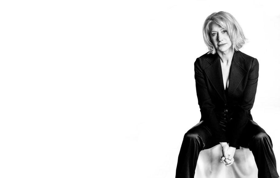 Helen Mirren, Los Angeles 2006 © Greg Gorman