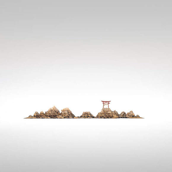 Torii XVIII - Natakaigan, Japan 2019 © Ronny Behnert