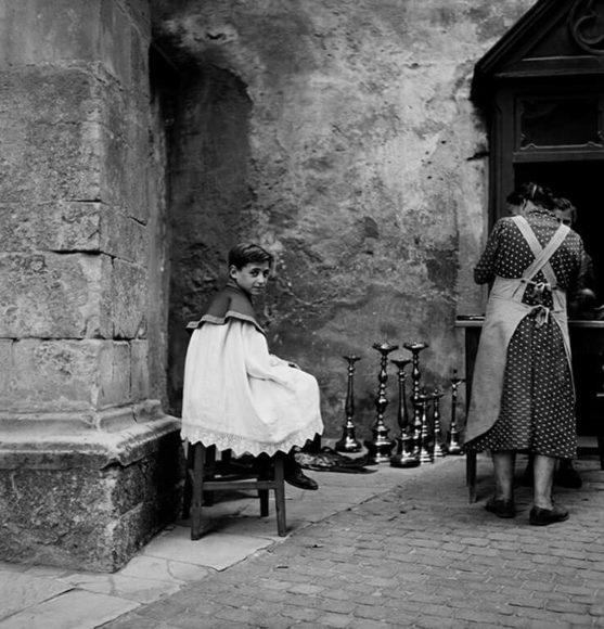 © Werner Bischof Estate, © Magnum Photos, Werner Bischof, Merano, Italy, 1946