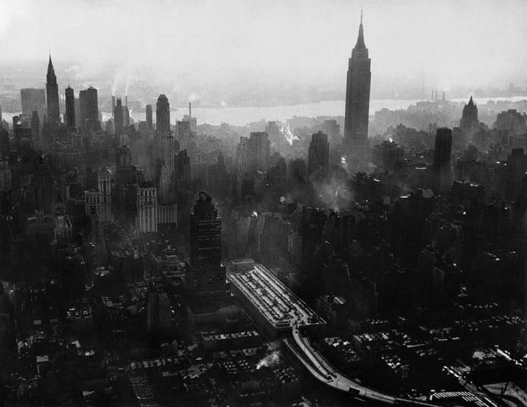 © Werner Bischof Estate, © Magnum Photos, Werner Bischof, New York City, USA, 1953