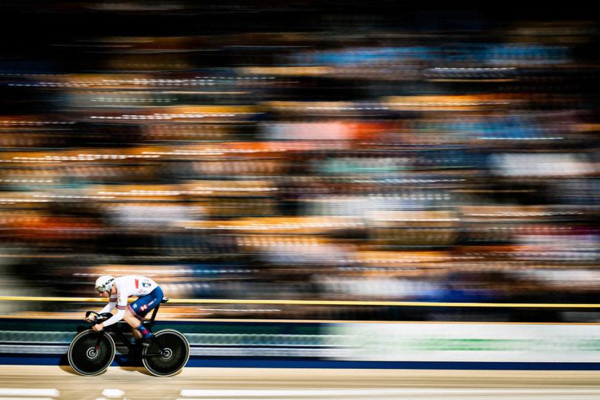 "Kategorie SPEED, Platz 2, ""Flying Lap"" © Alex Whitehead"