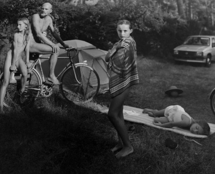 Bettina, Jean, Julie et Marie, 1991 © Jock Sturges