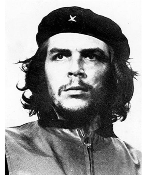 """Guerrillero Heroico"", © Alberto Korda, 1960, Kuba"