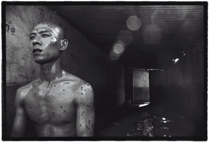 RongRong, East Village Beijing, 1994 No. 20, 1994, Sammlung Alexander Tutsek- Stiftung © Image courtesy of the artist and Three Shadows + 3 Gallery