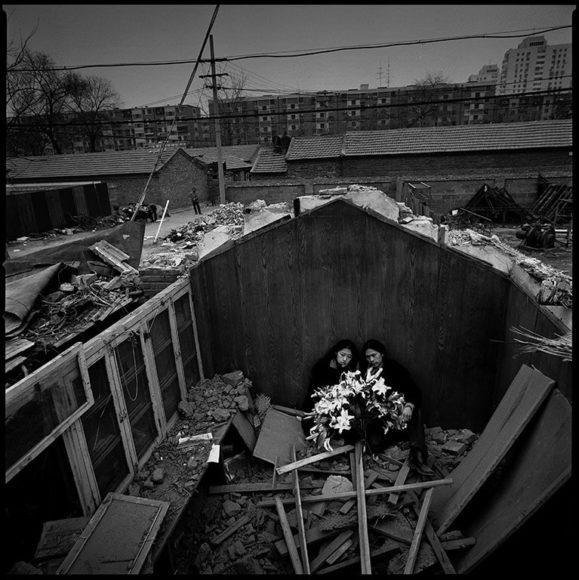 RongRong & inri, Liulitun, Beijing 2003 No. 8, 2003, Sammlung Alexander Tutsek- Stiftung © Image courtesy of the artist and Three Shadows + 3 Gallery