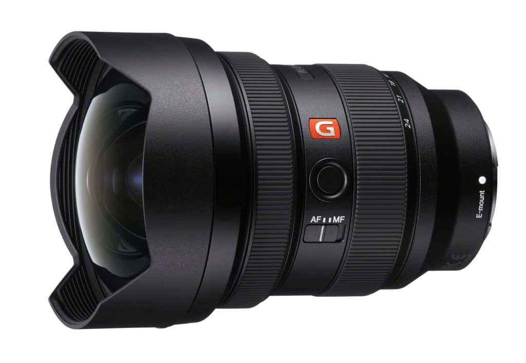 Sony G-Master 2,8/12-24 mm GM