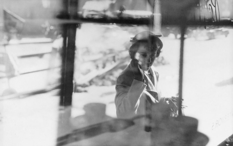 Exacta, 1948 © Saul Leiter Foundation