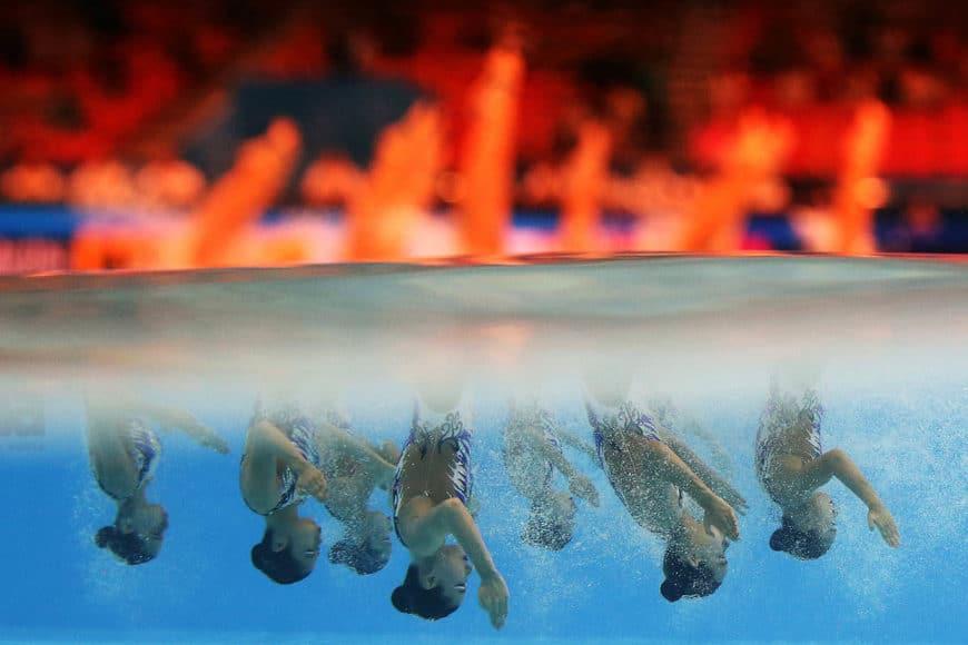 """Kategorie PRECISION, Platz 1, """"Upside Down"""" © Stefan Wermuth"""