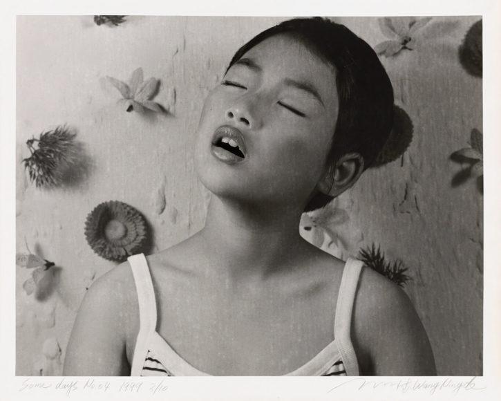 Wang Ningde, Some Days No. 4, 1999, Sammlung Alexander Tutsek-Stiftung © Wang Ningde, Foto: N. Steglich. Alexander Tutsek-Stiftung