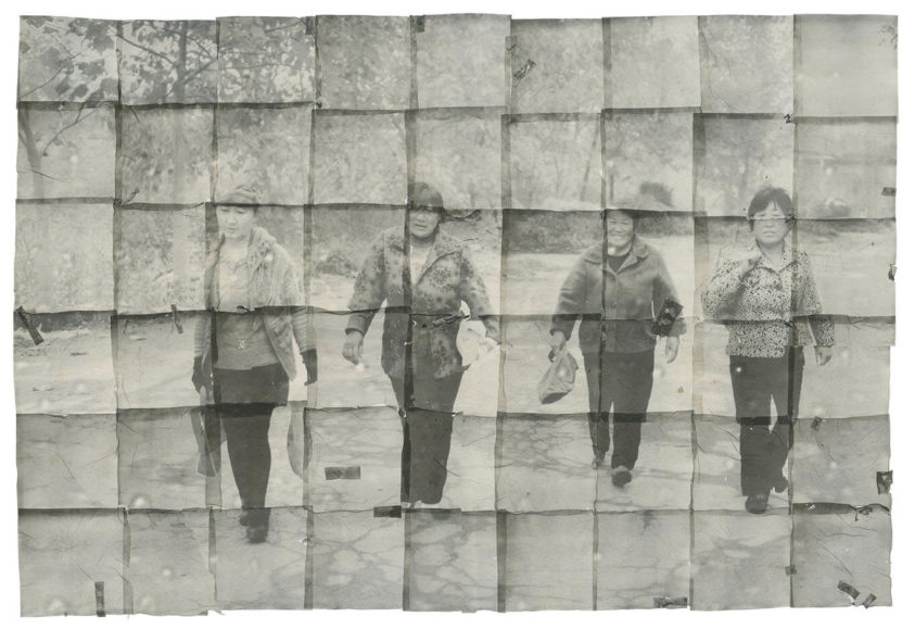 Zhang Xiao, Mother and Neighbours – Shift series, 2015, Sammlung Alexander Tutsek-Stiftung © Image courtesy of the artist and Blindspot Gallery