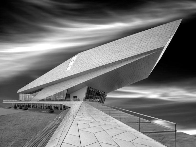 """Platz 15: """"Snelle Architectuur"""" von Cor Boers aus Haarlem, Niederlande"""