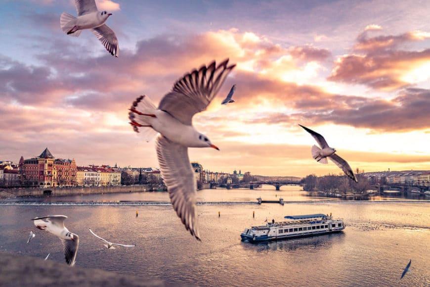 """Platz 17: """"Prague in Motion"""" von Benjamin Korth aus Dippoldisweide"""