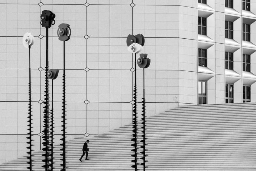 """Platz 25: """"Arbeitsweg"""" von Denisa Jurkovicova aus Germering"""