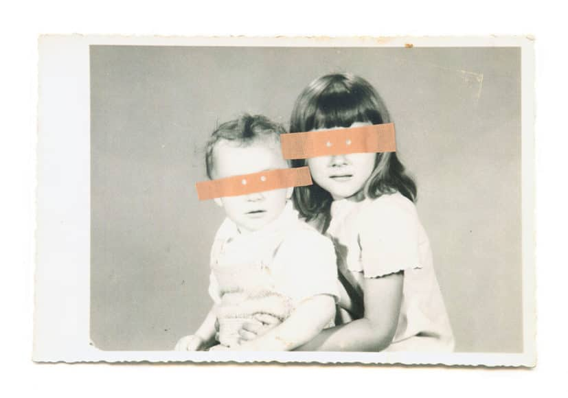Galerie STP, Zuzana Pustaiova, Family Album, 2019