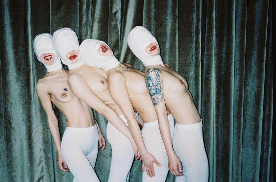 Migrant Bird Space, Lin Zhipeng, Ballet Girls, 2013