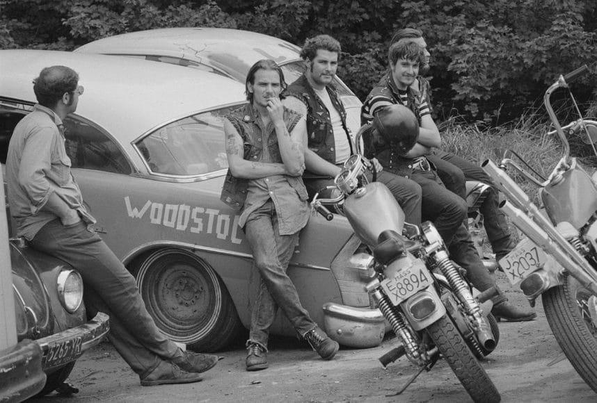 Mironova Gallery, Roger Ballen, Woodstock, 1969
