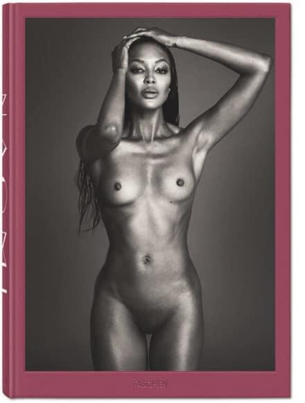 Das Buch: Naomi Campbell. | Begleitband, 388 Seiten.
