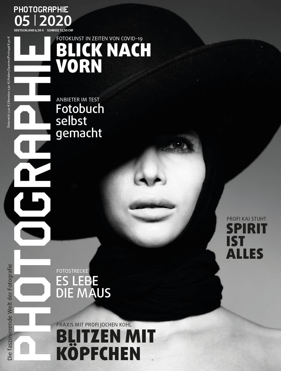 PHOTOGRAPHIE Digitales Magazin 5 2020 Cover