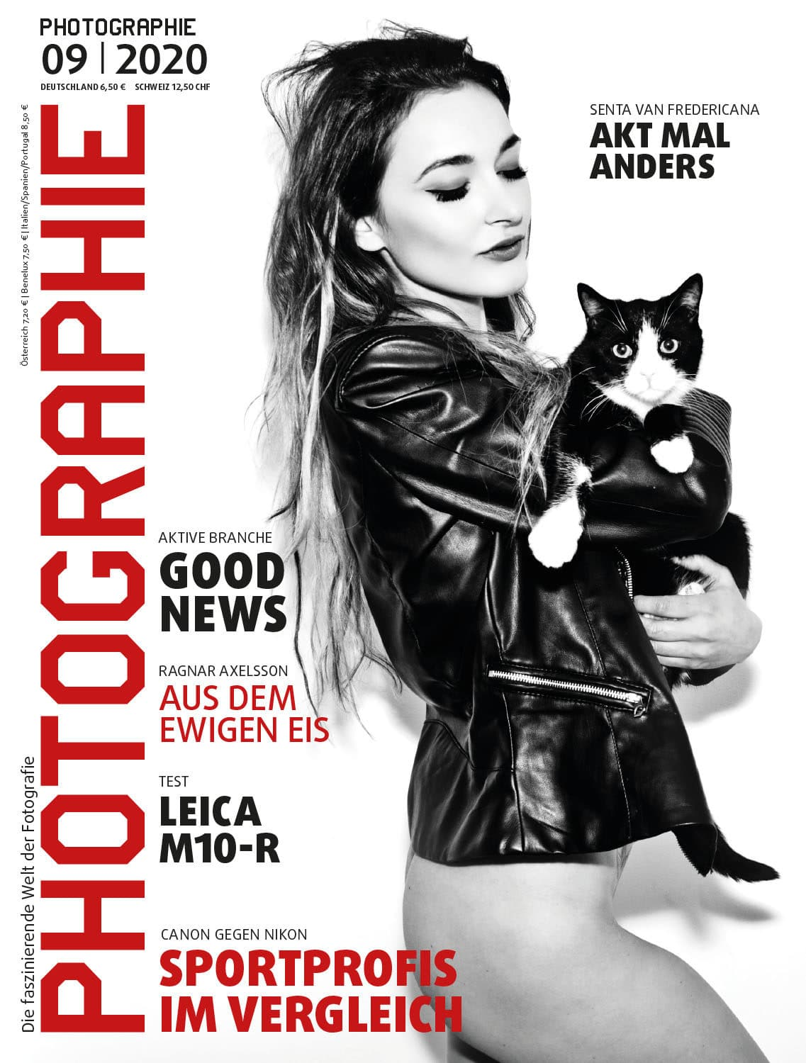 PHOTOGRAPHIE Digitales Magazin 9 2020 Cover