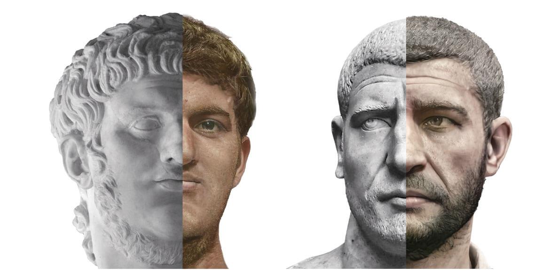 Making-of Römer: Daniel Voshart verleiht römischen Legenden ein fotografisches Gesicht